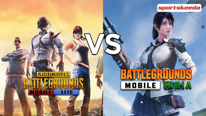 Who similar are the two massive battle royale titles