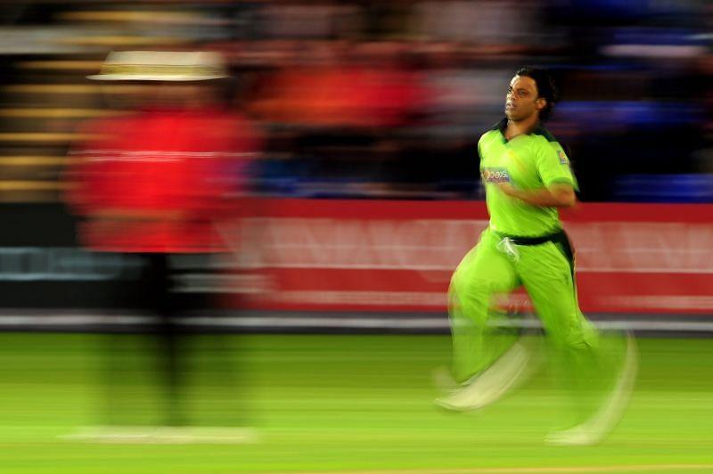 शोएब अख्तर ने 161.3 किमी/घंटा की स्पीड से गेंद डाली थी