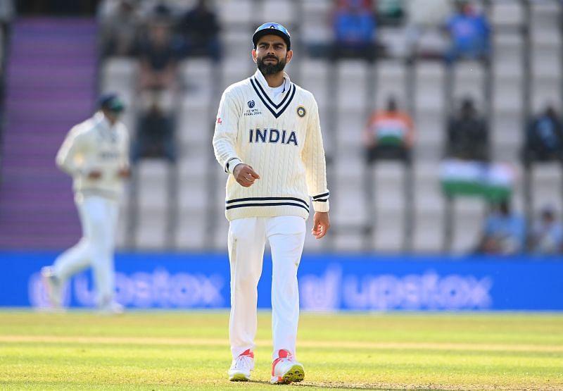 India lost the ICC World Test Championship Final under Virat Kohli
