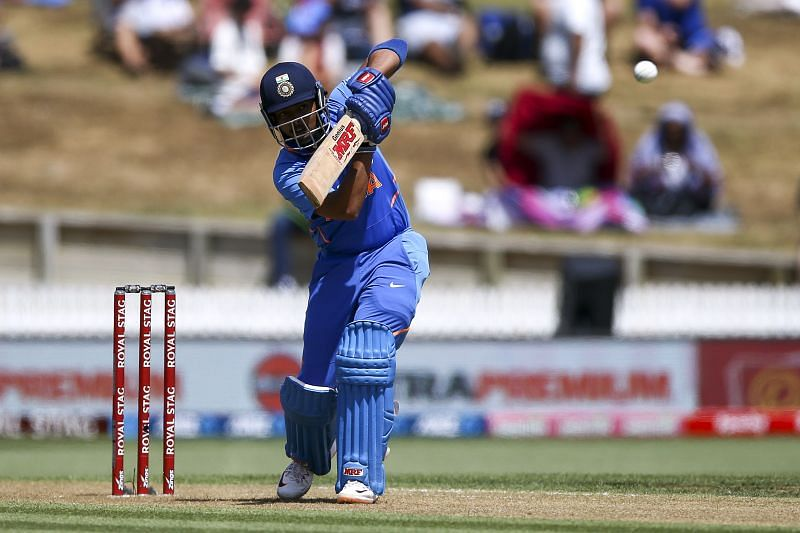Prithvi Shaw won the Player of the Match award in the first ODI of the India vs Sri Lanka series.