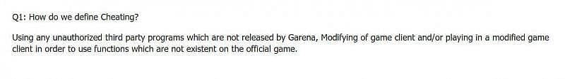 FAQ (Picture Source: ff.garena.com)