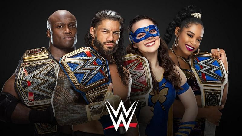 WWE will hold a pay-per-view event on New Year's Day in 2022.