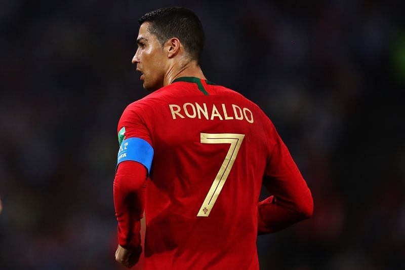 Cristiano Ronaldo is a modern-day great