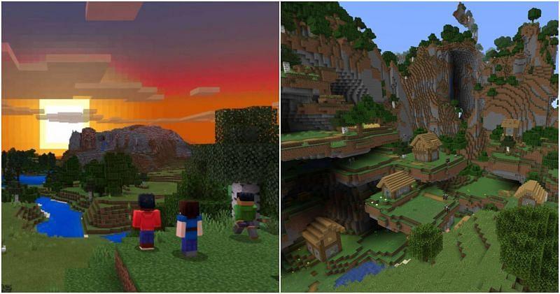 Bedrock vs Java (Image via TheGamer)
