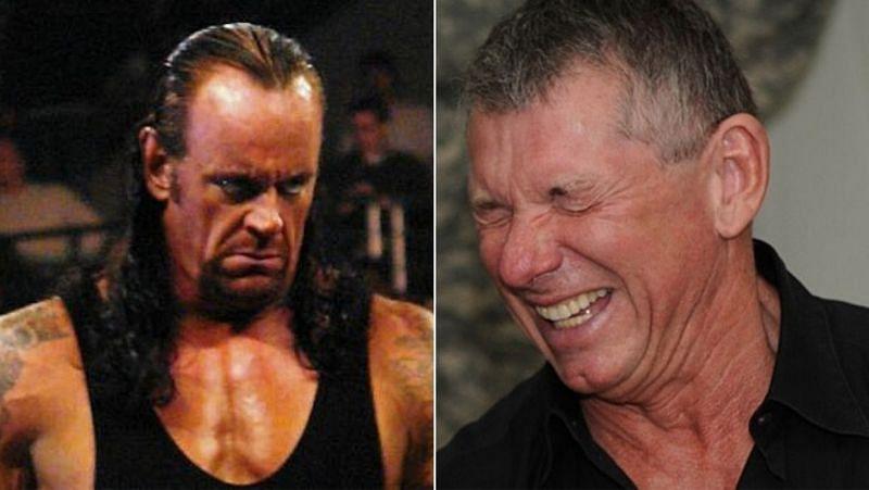 Undertaker/McMahon