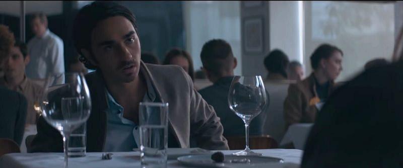 Alex Wolff portrays Amir in Pig (Image via Neon/YT)