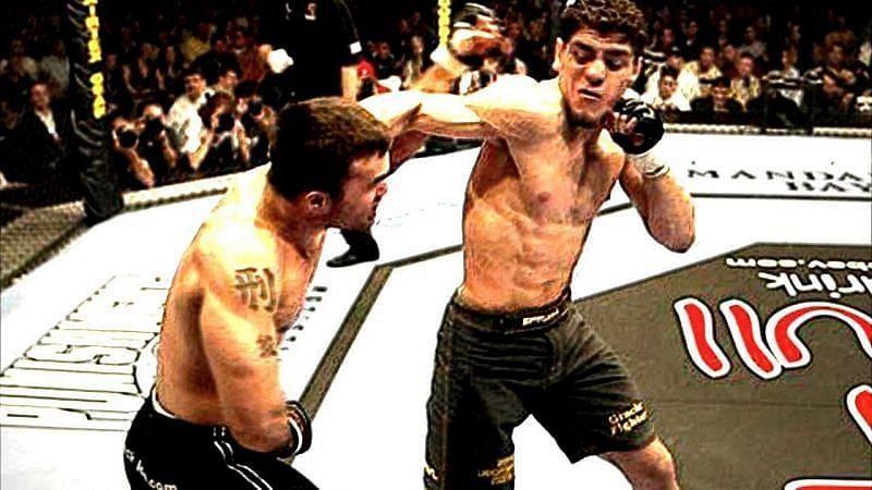 UFC 47: Nick Diaz vs Robbie Lawler