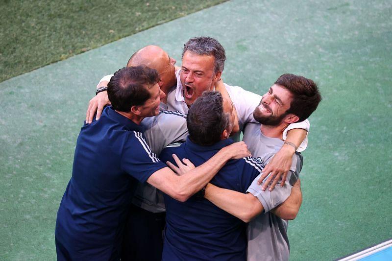 Croatia v Spain - UEFA Euro 2020: Round of 16