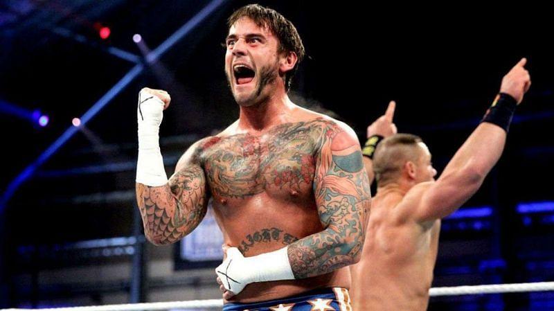 सीएम पंक साल 2014 के बाद से ही WWE में दिखाई नहीं दिए हैं