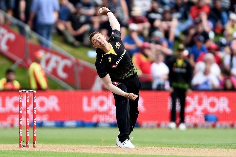 New Zealand v Australia - T20 Game 2