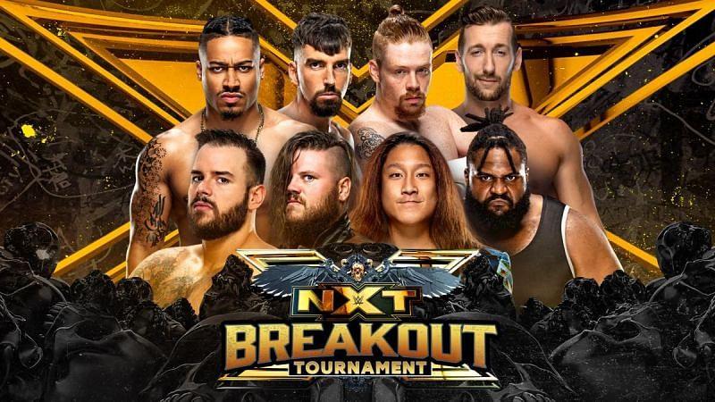 NXT ब्रेकआउट टूर्नामेंट