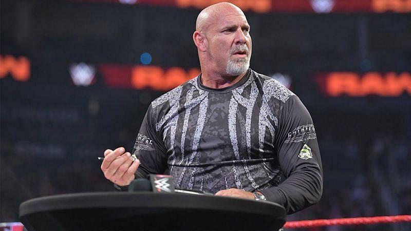 WWE दिग्गज गोल्डबर्ग को लेकर प्रतिक्रिया