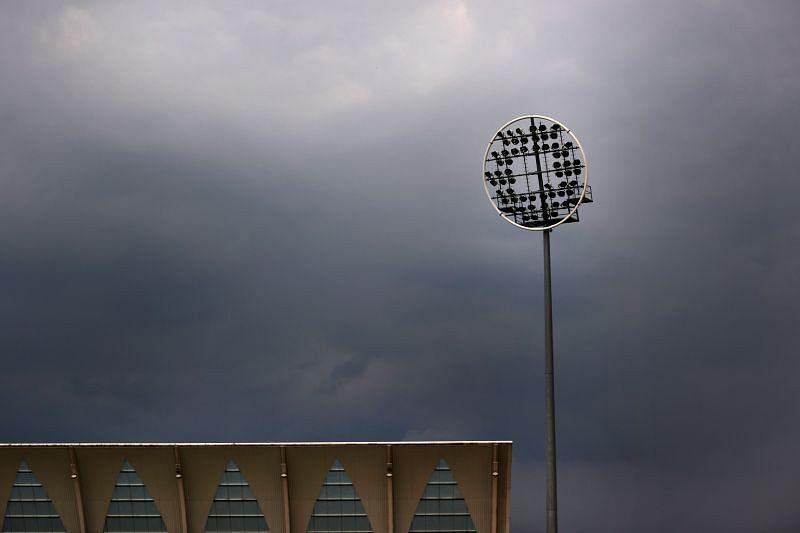 Notts Outlaws v Yorkshire Vikings - Vitality T20 Blast