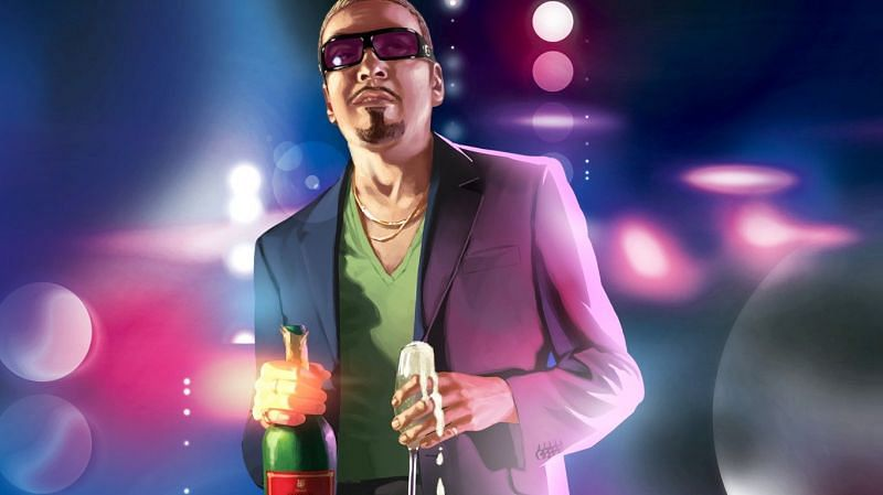 Gay Tony's Ballad is a fun departure from the usual GTA 4 stuff (Image via Rockstar Games)