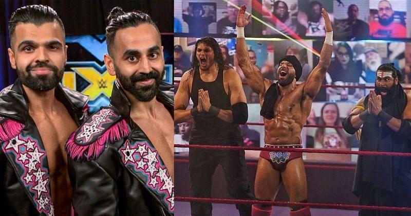 WWE से निकाले गए भारतीय मूल के सुपरस्टार्स ने दिया चौंकाने वाला बयान
