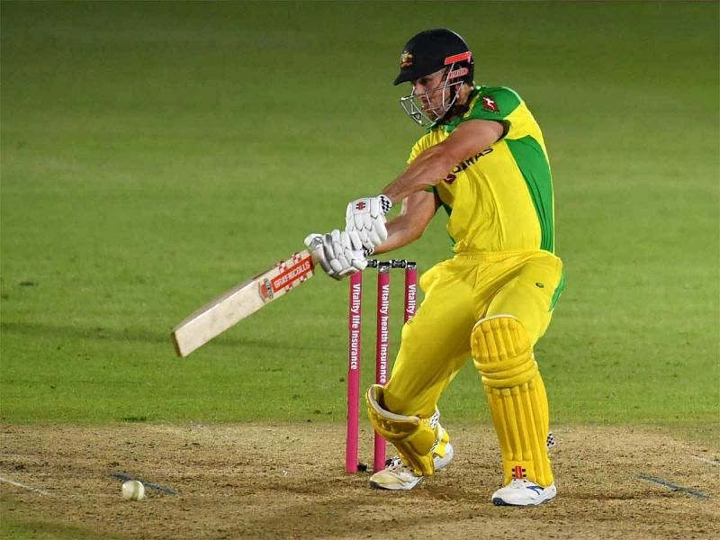 Mitchell Marsh has been nothing short of a revelation at the number three spot