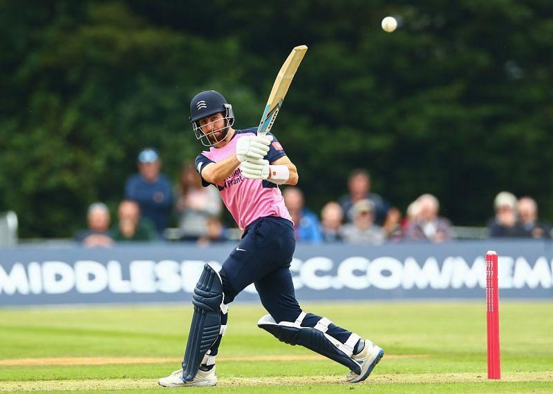 Middlesex v Glamorgan - Vitality T20 Blast
