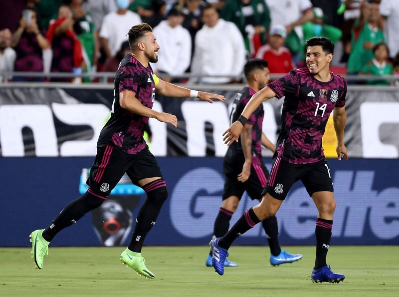 Mexico face Trinidad and Tobago in their first game of the CONCACAF Gold Cup on Sunday