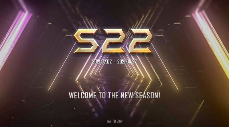 Free Fire Ranked Season 22 has started