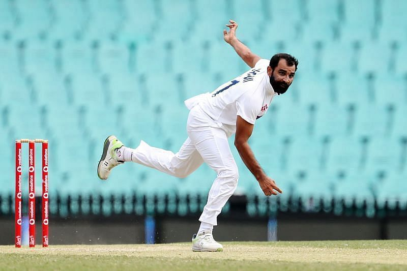 Mohammed Shami will lead India's pace attack against England
