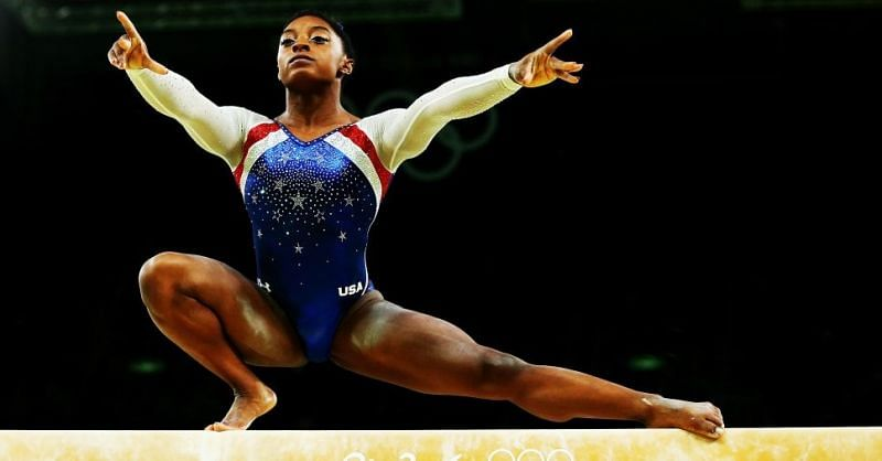 Piers Morgan slammed after criticizing Simone Biles' Olympics withdrawal (image via Olympics)