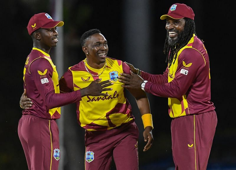 West Indies are trailing the series 2-1 going into the fourth match