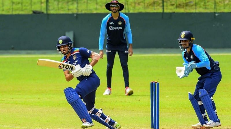 Manish Pandey(L) could be dropped for the T20Is.