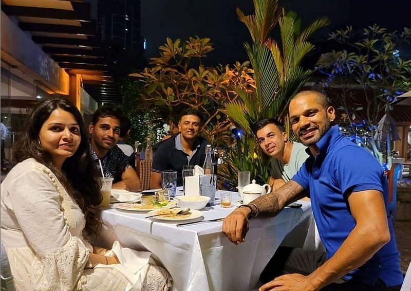 श्रीलंका में भारतीय दल