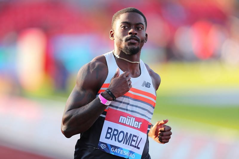 Son of cashmere bromell and shri sanders.has two brothers and one sister.father, cashmere, played in the canadian football. Trayvon Bromell Warns Challengers Who Are Eyeing Usain Bolt S 100m Crown At Tokyo Olympics 2020