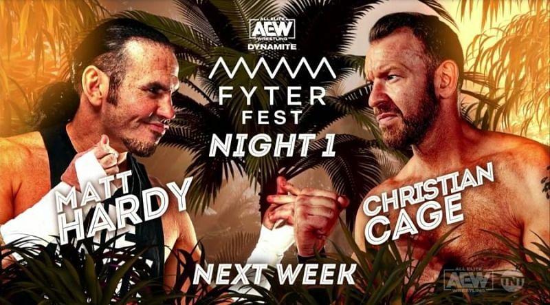 AEW ने किया बहुत बड़े मैच का ऐलान, WWE छोड़ने वाले दो दिग्गजों के बीच होगा मुकाबला
