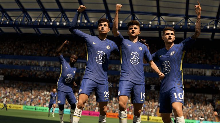 Career Mode will now allow players to create and play as their own club (Image via EA Games)