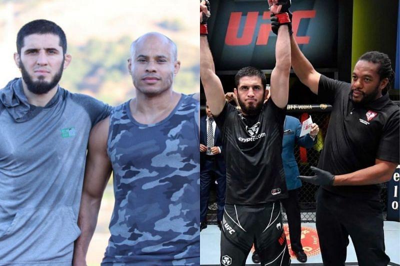 Ali Abdelaziz urges Dana White to book Islam Makhachev's next fight [Image credit: @islam_makhachev via Instagram]