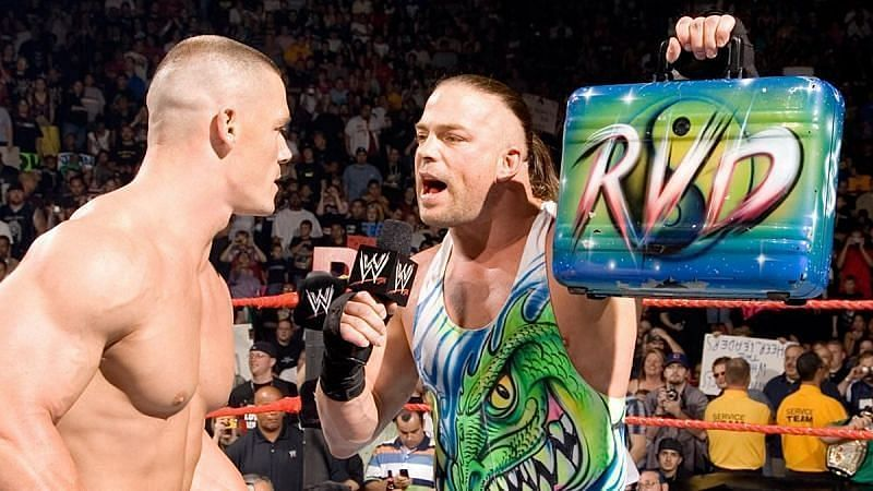 WWE: Rob Van Dam