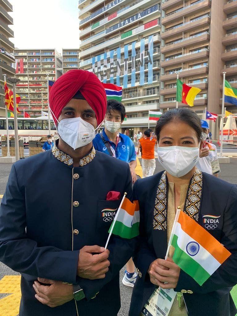 credits: Team India twitter