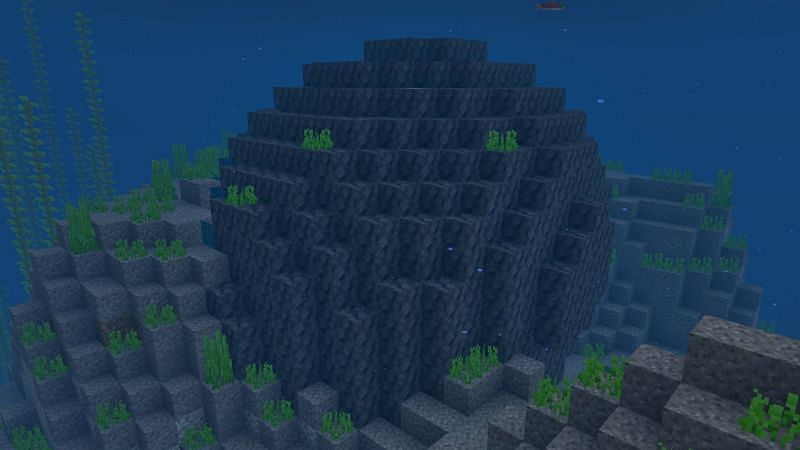 There are certain parameters that geodes must abide by within Minecraft