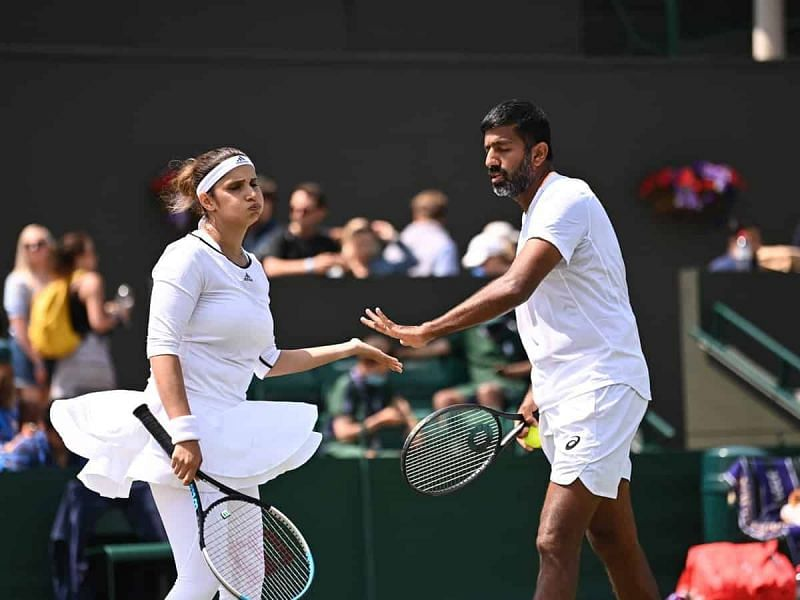 Sania Mirza and Rohan Bopanna: The star mixed doubles pair of India will be missing in Tokyo