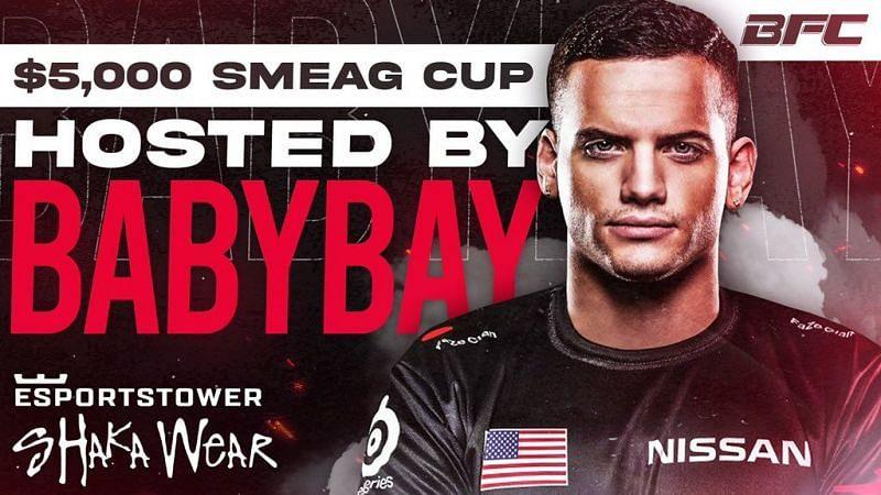 Team BcJ claimed $5000 from the SMEAG Cup against Team Tarik (Image via BFC/Twitter)