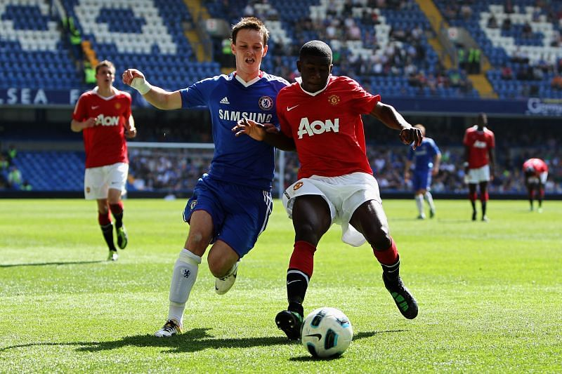McEachran was tipped to become a star for Chelsea and England