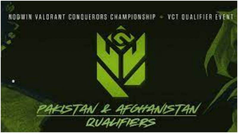Top 4 teams of Valorant Conquerors Championship Pakistan & Afghanistan Qualifiers 1
