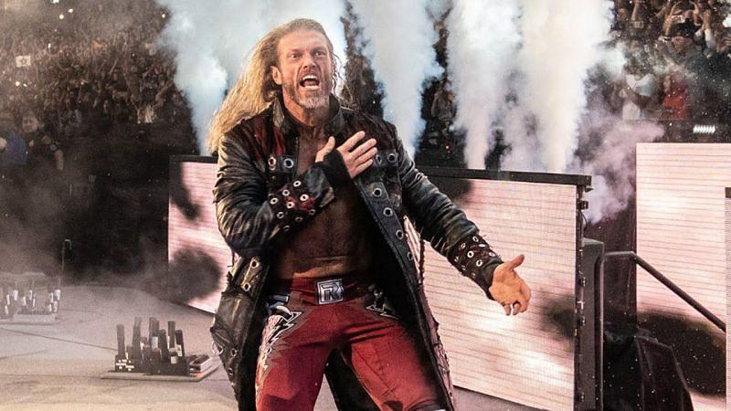 मौके जब ऐज ने WWE में धमाकेदार वापसी करते हुए फैंस को चौंका दिया