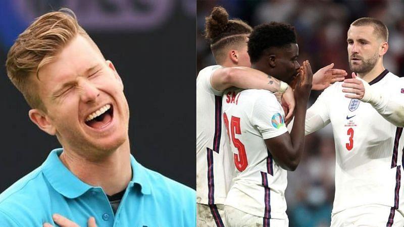 जिम्मी निशम और स्कॉट स्टायरिस ने इंग्लैंड की हार पर ली चुटकी