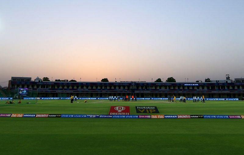जयपुर का सवाई मान सिंह स्टेडियम