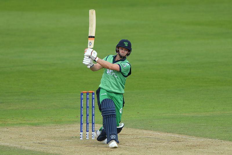 William Porterfield has enjoyed batting in Dublin