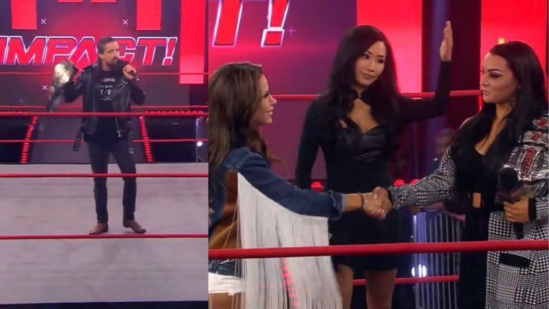 Jay White calls out The Elite and Kenny Omega; Deonna Purrazzo meets Mickie James