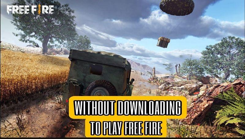 Free Fire को डाउनलोड किये बिना ऑनलाइन कैसे खेल सकते हैं(Image Credit: ff.garena.com)