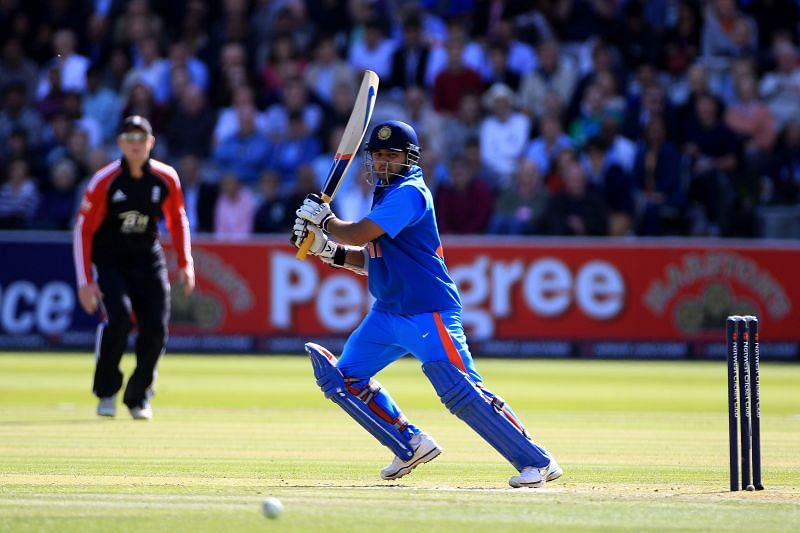 Parthiv Patel. Pic: Getty Images