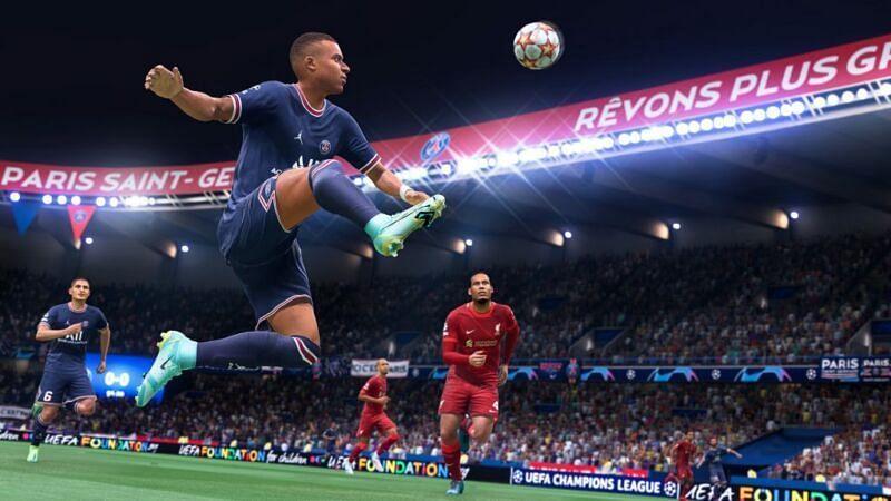 FIFA 22. Image via Ars Technica
