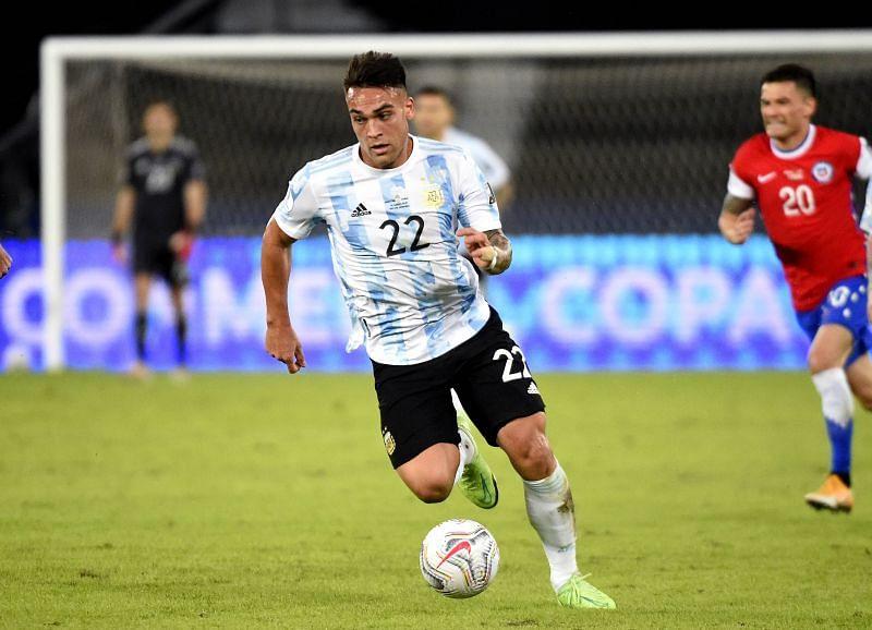 Martinez is Argentina