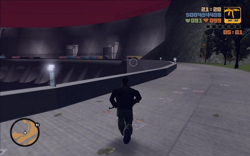 The Exchange is the final mission in GTA 3, and it