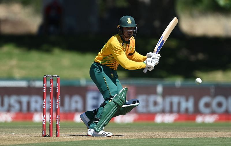 South Africa v England - 2nd T20 International